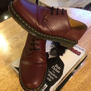 Dr. Martens 1461 Cherry Smooth's 🍒